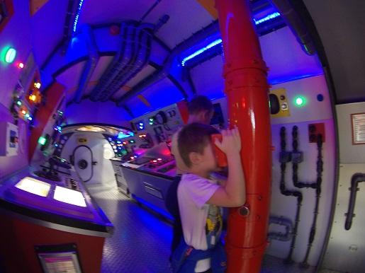 łódź podwodna Barcelona akwarium opinie oceanarium