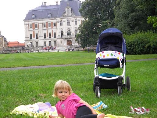 śląskie atrakcje na wiosne park zamkowy Pszczyna