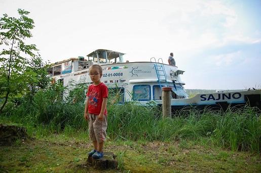 Żegluga Augustowska wakacje z dzieckiem