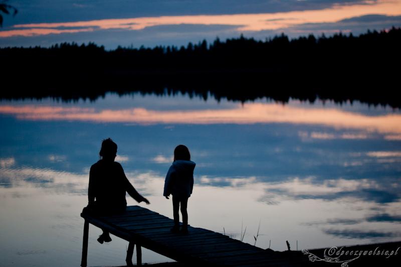 01 nad jezioro z dzieckiem suwalszczyzna