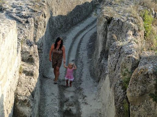 101 Bułgaria z dzieckiem twierdza Ovech atrakcje