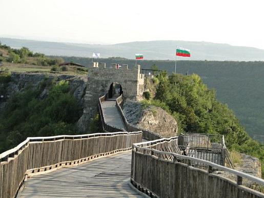 102 Bułgaria z dzieckiem twierdza Ovech atrakcje