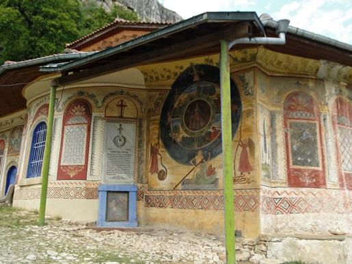 132 Bułgaria Monastyr Transfiguration God