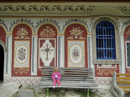 134 Bułgaria Monastyr Transfiguration God