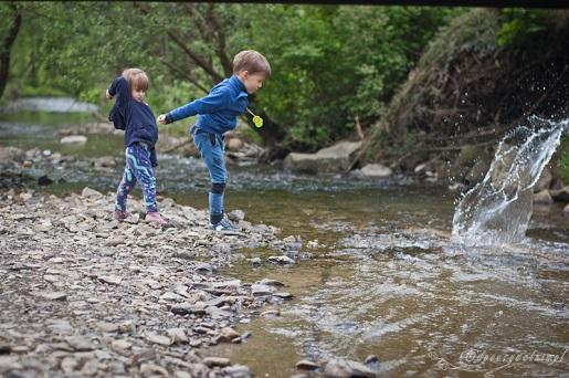 Góry z dziećmi- gdzie łagodne szlaki dla dzieci