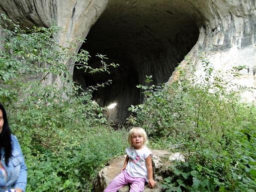 146 Bułgaria Jaskinia Prohodna