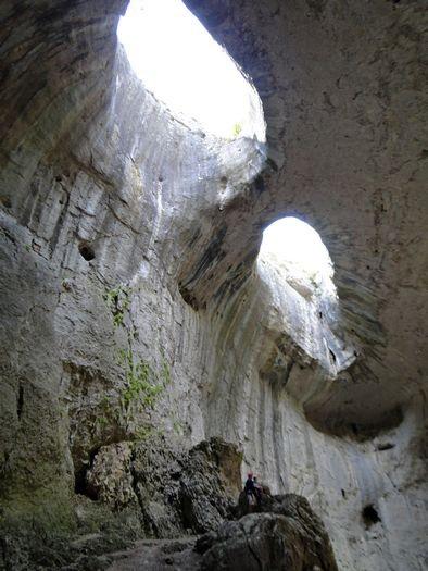 151 Bułgaria Jaskinia Prohodna