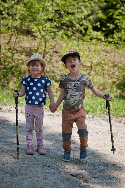 Góry - Beskid Niski z dziećmi na wakacje gdzie opinie