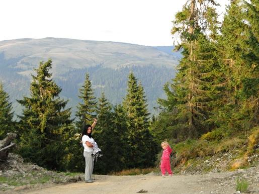 16 Rumunia z dzieckiem Góry wakacje 16