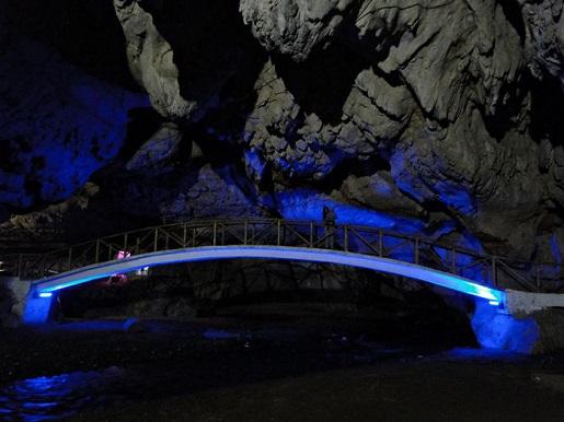 166 Rumunia Jaskinia Bolii