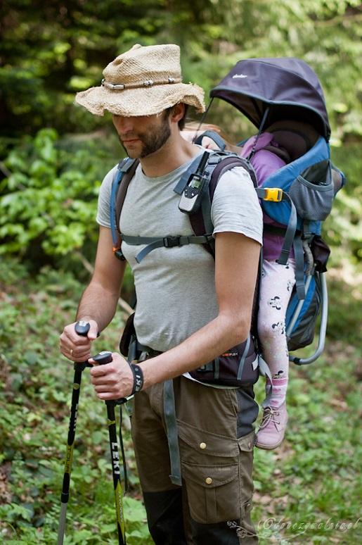 Gdzie w góry z małym dzieckiem - Beskid Niski opinie