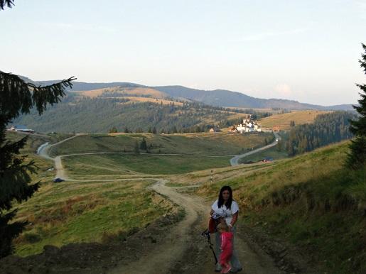 17 Rumunia z dzieckiem Góry wakacje 17