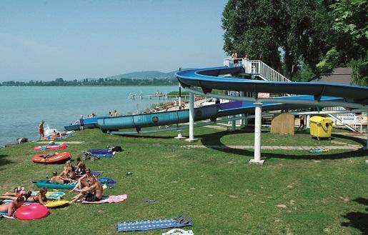 Pelso najlepszy kemping na wakacje z dzieckiem  Balaton  Węgry