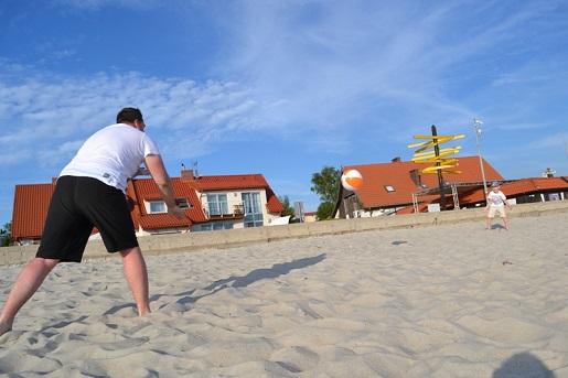 17.Siatkówka plażowa Hel