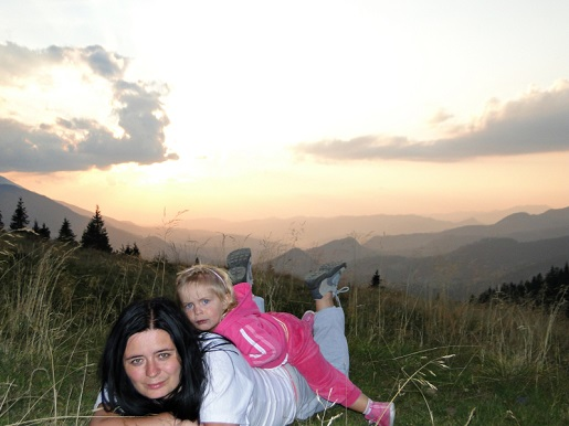 18 Rumunia z dzieckiem Góry wakacje 18