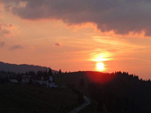 19 Rumunia przełęcz Prislop wakacje z dzieckiem