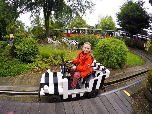 LEGO Safari Atrakcje dla dzieci LEGOLAND Billund