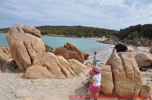 Sardynia plaże- wakacje z dziećmi opinie atrakcje