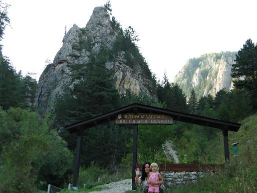 23 Rumunia wąwóz Bicaz wakacje z dzieckiem opinie