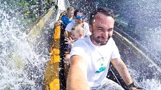 23 wodne rodzinne atrakcje Gardaland