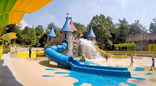 wodny plac zabaw dla dzieci Gardaland opinie atrakcje