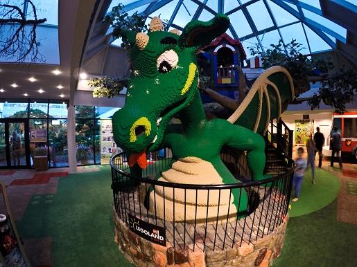 Hotel LEGOLAND Billund atrakcje