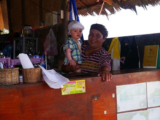 Tajlandia Bangkok z małym dzieckiem opinie