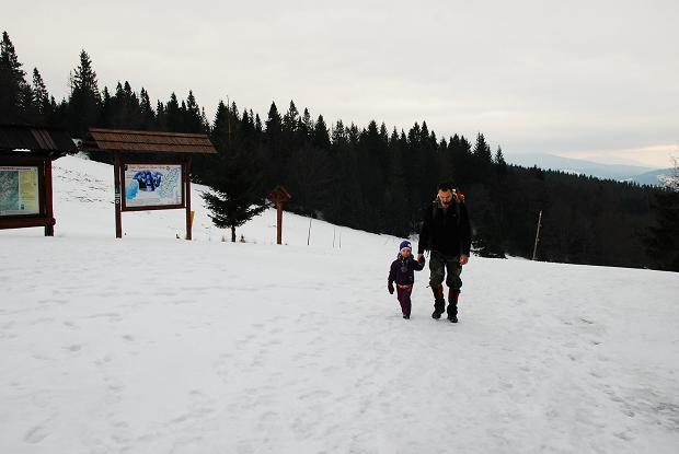 trasy górskie z dzieckiem