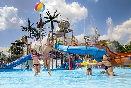 Terme Catez Słowenia kemping z aquaparkiem atrakcje dla dzieci