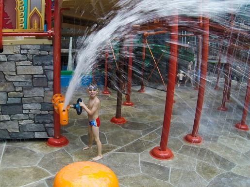 Lalandia wodny plac zabaw  dla dzieci