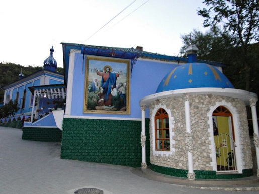 48 Mołdawia Monastyr Saharna wakacje z dzieckiem opinie
