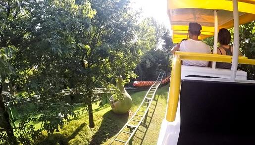 5 opinie Gardaland Włochy park rozrywki
