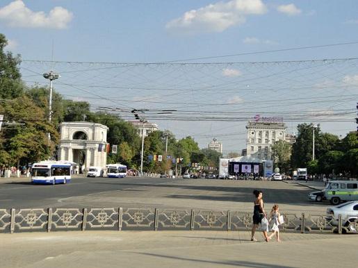 55 Mołdawia  z dzieckiem-Zwiedzamy Kiszyniów