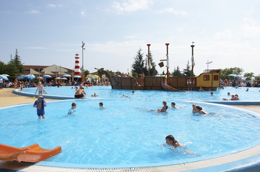 Park Umag Chorwacja kemping z basenem dla dzieci najlepszy