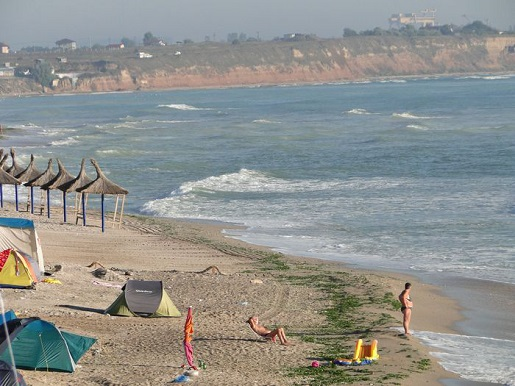 67 Rumunia Morze Czarne z dzieckiem wakacje Vama Veche