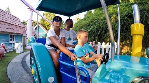 7 Gardaland atrakcje opinie dojazd ceny z dzieckiem
