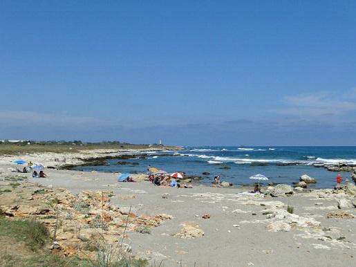 74 Bułgaria plaża z dzieckiem wakacje