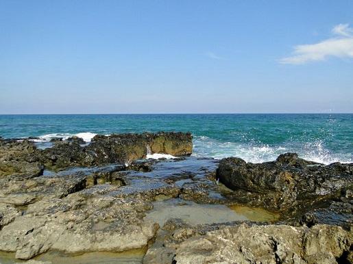 76 Bułgaria plaża z dzieckiem wakacje
