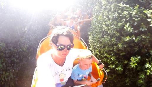 8 Gardaland atrakcje opinie dojazd ceny z dzieckiem