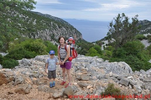 Sardynia zwiedzanie z dziećmi wakacje