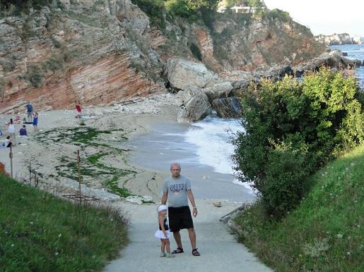 83 Bułgaria plaża Yalita