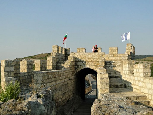 99 Bułgaria z dzieckiem twierdza Ovech atrakcje