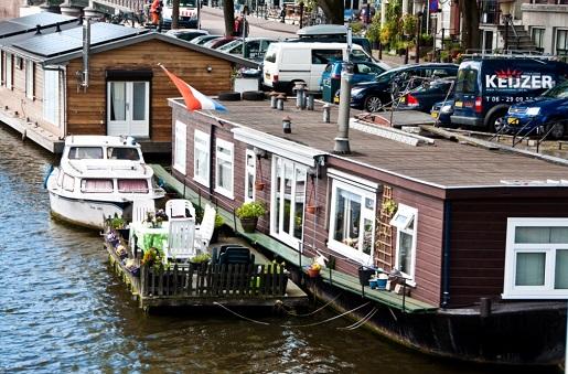 Amsterdam DOMY NA WODZIE-najlepsze atrakcje dla dzieci