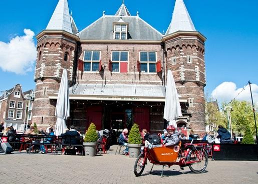Amsterdam De Waag atrakcje