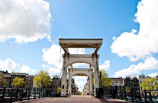 Amsterdam Magere Burg co zobaczyć z dzieckiem