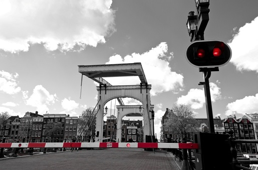 Amsterdam Magere Burg co zobaczyć