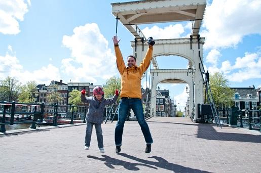 Amsterdam rodzinne zwiedzanie najlepsze atrakcje