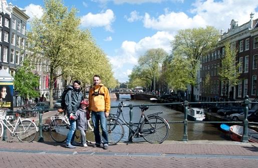 Amsterdam z GLOBTROTERKIEM