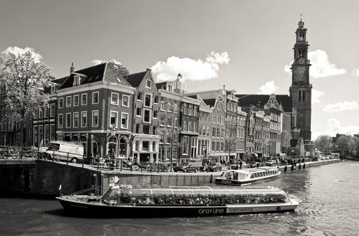 Amsterdam najlepsze atrakcje