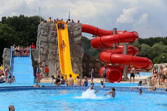 Szczecin atrakcje dla dzieci Aquapark Arkonka opinie